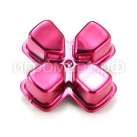 Крестовина для Dualshock 4 Strong Aluminum Pink Розовая (ps4)