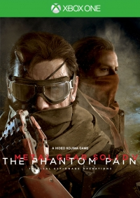 Metal Gear Solid V The Phantom Pain (xone)