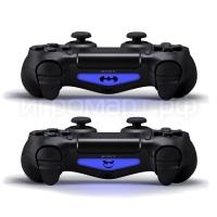 Набор 2в1 Batman Strong Black (Стики для Dualshock 4) + (Набор наклеек на LightBar Dualshock 4) (ps4)