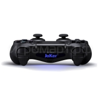 Набор 2в1 Batman Strong Black (Стики для Dualshock 4) + (Набор наклеек на LightBar Dualshock 4) (ps4)