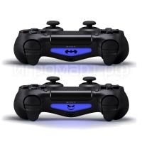 Batman The Dark Knight - Набор наклеек на световой индикатор LightBar Dualshock 4 (ps4)