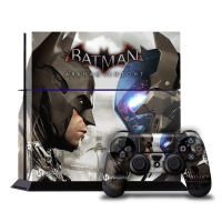 Batman Arkham Knight Art 2 - Наклейка на PlayStation 4 (ps4)