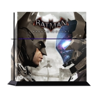 Batman Arkham Knight Art 2 - Наклейка на PlayStation 4 (ps4)