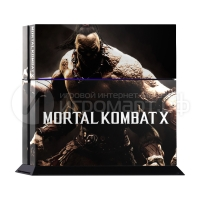 Mortal Kolmbat X Prince Goro - Наклейка на PlayStation 4 (ps4)