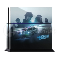 Need For Speed - Наклейка на PlayStation 4 (ps4)