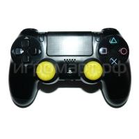 Защитные насадки Thumb Grips для геймпадов Yellow Жёлтые