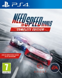 Need for Speed Rivals (ENG) (ps4)