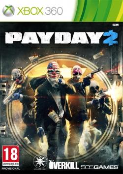 PayDay 2 (Xbox 360)