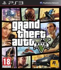 Grand Theft Auto 5 (Бывшего употребления) (ps3)