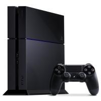Sony PlayStation 4 (500 Gb) (черная)