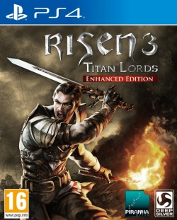 Risen 3 Titan Lords (ps4)
