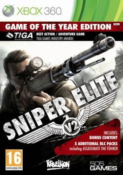 Sniper Elite V2 (Xbox 360)