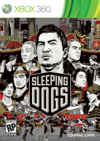 Sleeping dogs (Xbox 360)