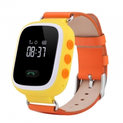 Умные Часы с GPS Smart Watch SUNY Q60 Yellow Желтые