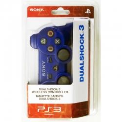 Беспроводной Геймпад Sony Dualshock 3 (ps3) blue (синий) для PlayStation 3