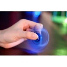 Spinner крутилка антистресс треугольник питчер (Синий)