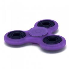 Spinner крутилка антистресс треугольник питчер (Фиолетовый)