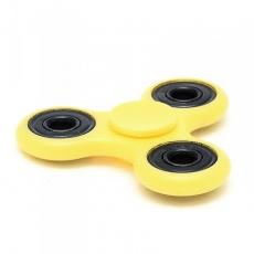 Spinner крутилка антистресс треугольник питчер (Желтый)