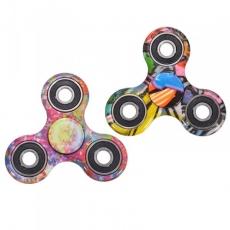 Spinner Спиннер крутилка керамический (Абстракция разводы)