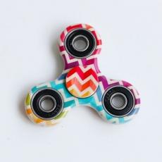 Spinner Спиннер крутилка керамический (Полосы)