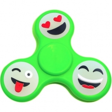 Spinner Спиннер крутилка смайл (Зеленый)