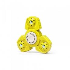 Spinner Спиннер крутилка Волчок три лопасти (Желтый)