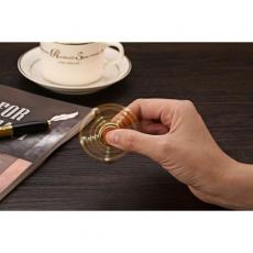 Spinner Спиннер крутилка металлический пятиконечный (Золотой)