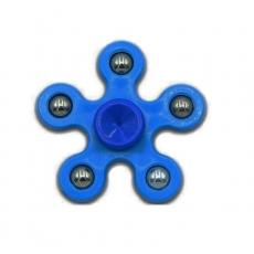 Spinner Спиннер крутилка пятиконечный (Синий)