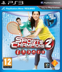 Праздник спорта 2 (sports champions 2) (ps3)