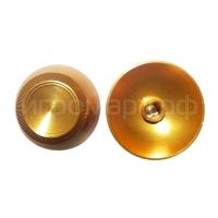 Стики для Dualshock 4 Aluminum Gold алюминиевые Золото (ps4)
