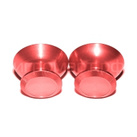 Стики для Dualshock 4 Strong Aluminum Red Красные (ps4)
