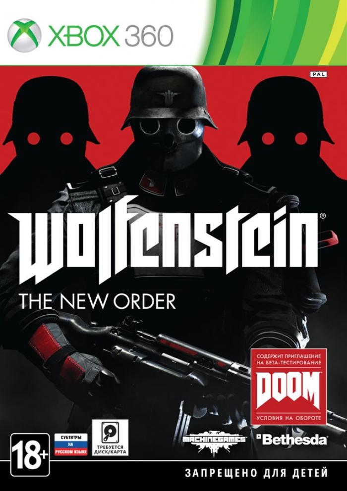 Wolfenstein The New Order (Xbox 360)
