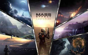 Геймплей Mass Effect: Andromeda с разработчиками