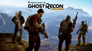 Геймплей игры Tom Clancy's Ghost Recon Wildlands