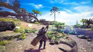 Monster Hunter׃ World - Gameplay - 23 минут Геймплея