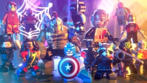 Обзор LEGO Marvel Super Heroes 2 от PlayGraund.ru