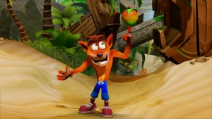 Crash Bandicoot N Sane Trilogy - Трейлер